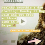 5 day smoothie challenge